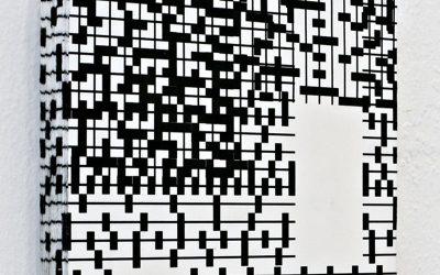 Prix de Print No. 2 –  Punkt zu Linie by Gesa Puell
